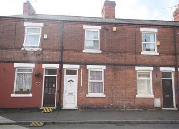 Thumbnail 2 bedroom terraced house for sale in Ferriby Terrace, Meadows, Nottingham