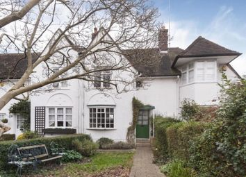 Thumbnail 3 bed cottage to rent in Wordsworth Walk, London NW116Au