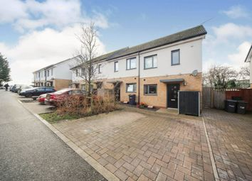 Thumbnail 3 bed end terrace house for sale in Someries Hill, Luton