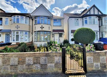 Thumbnail 3 bed end terrace house for sale in Dawlish Avenue, Perivale, Greenford