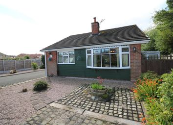 Thumbnail 2 bed detached bungalow for sale in Wallis Way, Milton, Stoke-On-Trent