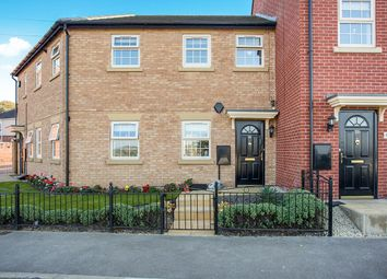 Thumbnail 2 bed flat for sale in Burntwood Road, Grimethorpe, Barnsley