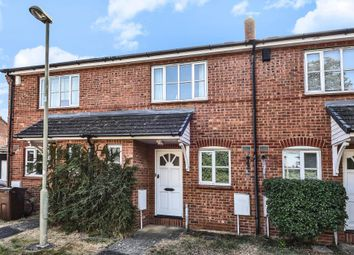 Thumbnail 2 bed terraced house for sale in White Leys Close, Didcot