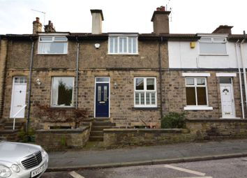 Thumbnail 2 bed terraced house for sale in Woodhall Road, Calverley, Pudsey, West Yorkshire