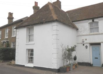 Thumbnail 2 bed cottage to rent in Sandwich Road, Ash, Canterbury