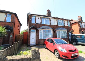 2 bed semi-detached house for sale in Alfreton Road, Bobbersmill, Nottingham NG7