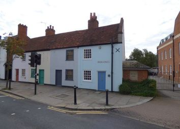 Thumbnail 1 bed cottage to rent in Broad Street, Wokingham