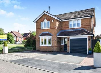 Thumbnail 4 bed detached house for sale in Naseby Drive, Ashby-De-La-Zouch, Leicestershire