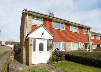 Thumbnail 3 bed semi-detached house for sale in Dover Road, Walmer, Deal