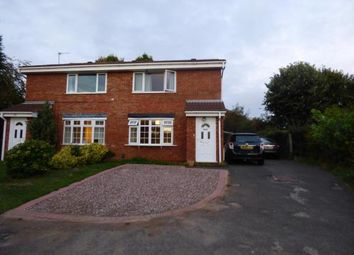 Thumbnail 1 bed maisonette for sale in Lowdham, Wilnecote, Tamworth, Staffordshire