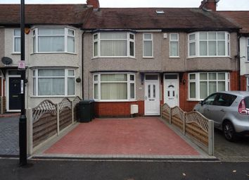 Thumbnail 2 bed terraced house to rent in Erithway Road, Coventry