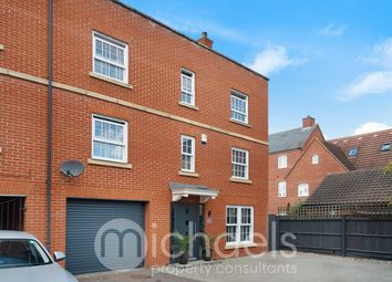 Septimus Drive, Highwoods, Colchester CO4. 5 bed town house