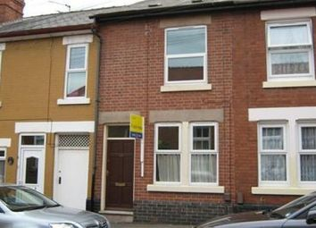 Thumbnail 2 bed property to rent in Raven Street, Derby