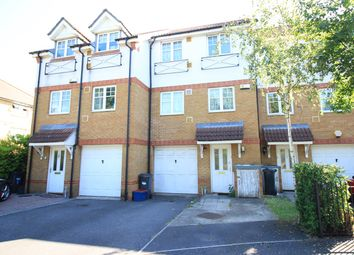 Thumbnail 4 bed town house to rent in Newcombe Gardens, Hounslow