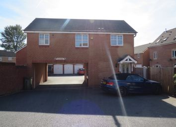 Thumbnail 1 bed property for sale in Hawksworth Crescent, Chelmsley Wood, Birmingham
