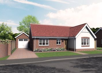 Thumbnail 3 bed detached bungalow for sale in Plot 3, Barn Owl Close, Reedham