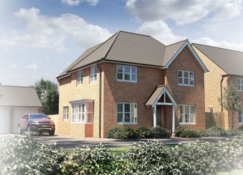 "Thumbnail 4 bed detached house for sale in ""The Astley"" at Oak Tree Road, Hugglescote, Coalville"