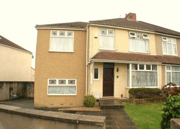 Thumbnail 7 bed semi-detached house to rent in Oakley Road, Horfield, Bristol