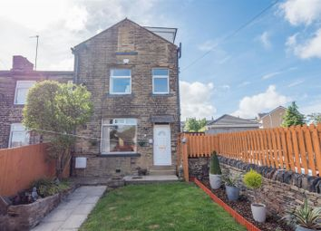 Thumbnail 3 bed end terrace house for sale in Wellington Road, Bradford
