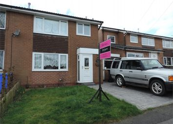 Thumbnail 3 bedroom semi-detached house for sale in Cross Field Drive, Radcliffe, Manchester
