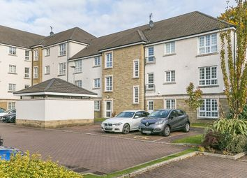 Thumbnail 1 bed flat for sale in Crown Crescent, Kinnaird Village, Larbert