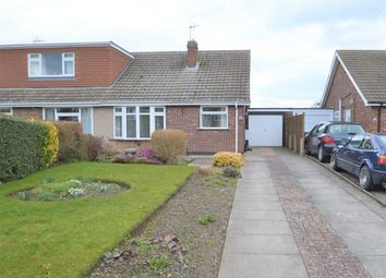 Thumbnail 2 bed bungalow for sale in Elm Close, Keyworth, Nottingham