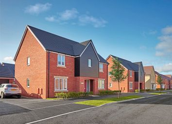 Thumbnail 4 bed detached house for sale in Cleeve View, Bishops Cleeve, Cheltenham, Gloucestershire
