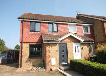 Thumbnail 3 bed property for sale in Moorhen Close, Slade Green