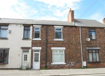 2 bed terraced house for sale in North Road West, Wingate, County Durham TS28