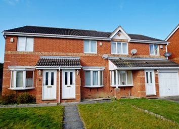 Thumbnail 2 bed terraced house to rent in Habgood Drive, Durham