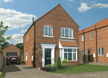 Thumbnail 3 bedroom detached house for sale in Greenfields, Easton Road, Bridlington