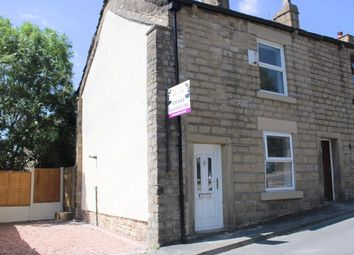 Thumbnail 2 bed end terrace house for sale in Moorfield Terrace, Hollingworth, Hyde