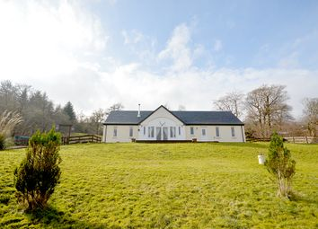 Thumbnail 4 bed detached bungalow for sale in Tobermory, Isle Of Mull