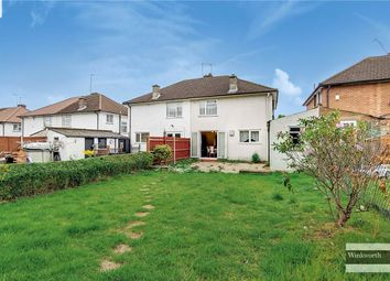 Thumbnail 3 bed semi-detached house to rent in Featherstone Gardens, Borehamwood, Hertfordshire