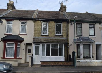Thumbnail 4 bedroom terraced house for sale in York Avenue, Gillingham