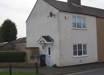 Thumbnail 2 bedroom terraced house to rent in Wype Road, Eastrea