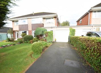 Thumbnail 3 bed property for sale in Carlton Close, Parkgate, Neston