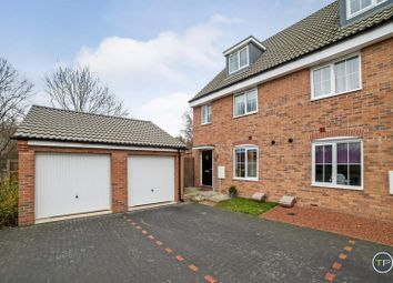 Thumbnail 4 bed property for sale in Kelburn Road, Orton Northgate, Peterborough