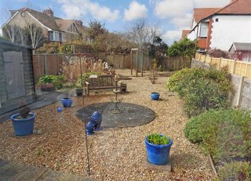 Thumbnail 2 bed semi-detached bungalow for sale in Elms Drive, Lancing, West Sussex