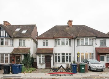 Thumbnail 4 bed semi-detached house for sale in The Drive, Golders Green