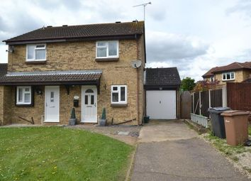 Thumbnail 2 bed semi-detached house for sale in Chelmsford, Essex