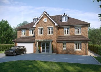 Thumbnail 4 bedroom detached house for sale in Solent Drive, Warsash, Southampton