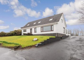 Thumbnail 4 bed detached house for sale in Cutstraw Road, Stewarton, East Ayrshire