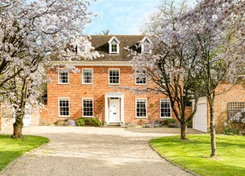 Thumbnail 6 bed detached house for sale in Hedsor Road, Bourne End, Buckinghamshire