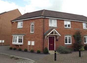 Thumbnail 3 bed semi-detached house to rent in Creswell, Hook