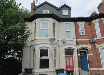 Thumbnail 6 bed detached house to rent in Grosvenor Road, Earlsdon, Coventry