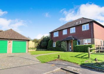 Thumbnail 4 bed detached house for sale in Hornbrook Copse, Horsham