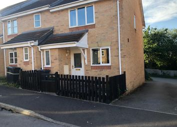 2 bed end terrace house for sale in Akeman Close, Yeovil BA21