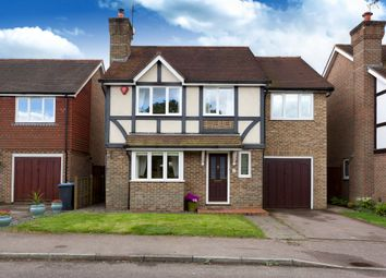 Thumbnail 4 bed detached house for sale in Cotsford, Old Brighton Road, Pease Pottage, Crawley