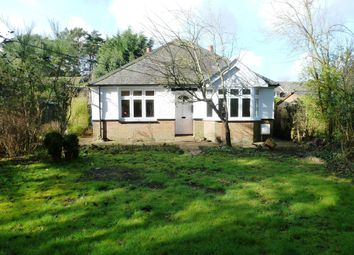 Thumbnail 1 bed bungalow to rent in Whinwhistle Road, East Wellow, Romsey
